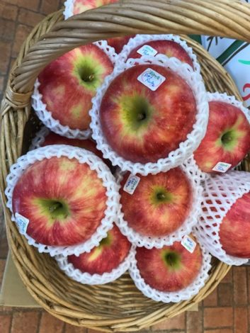 いよいよ りんご!ドールチェ~🎵